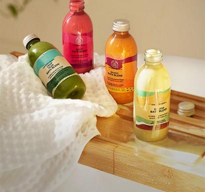 Nauji vonios glotnučiai