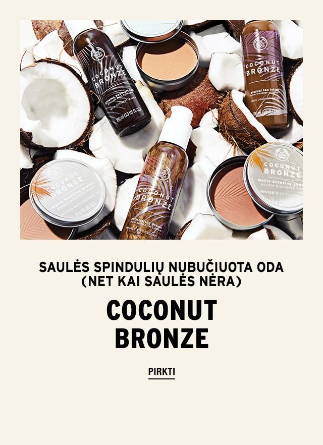 Coconut Bronze