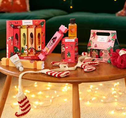 Susipažink su šventine dovanų kolekcija!