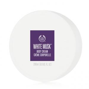 White Musk® kūno kremas