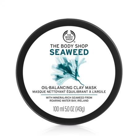 Маска для лица Морские водоросли