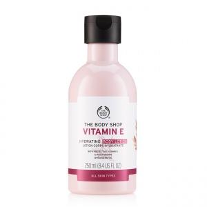 Vitamino E kūno pienelis