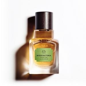 Widdringtonia parfumuotas vanduo