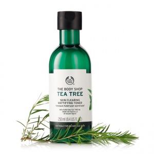 Очищающий тоник для лица Чайное Дерево