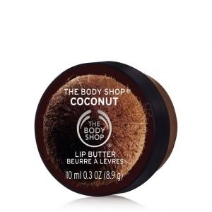 Kokosų sviestinis lūpų kremas
