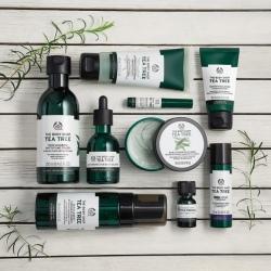 Arbatmedžių kasdienė odos problemas sprendžianti priemonė