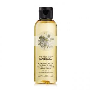 Сухое масло для тела и волос Моринга