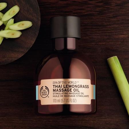 Массажное масло «Thai Lemongrass»