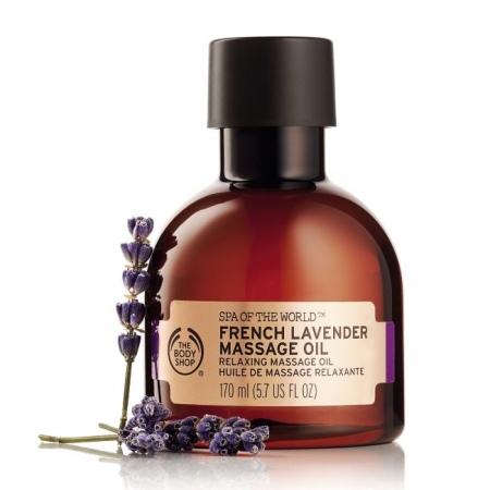 Spa Of The World™ Prancūziškų levandų masažo aliejus