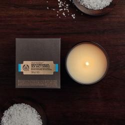 Ароматическая свеча «Mediterranean Sea Salt»