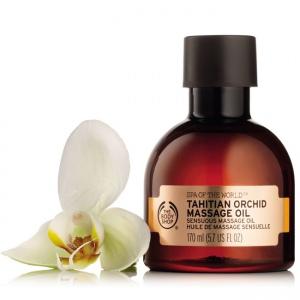 Spa Of The World™ Taičio orchidėjų masažo aliejus