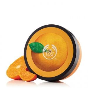 Likerinių mandarinų sviestinis kūno kremas