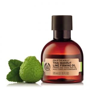 Spa Of The World™ Tailando žaliųjų citrinų tonizuojamasis aliejus