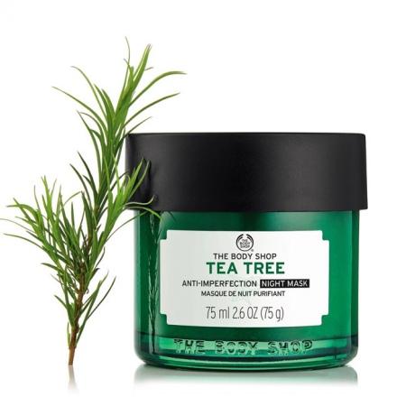 Ночная маска Чайное дерево