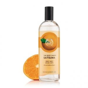 Likerinių mandarinų kūno purškiklis