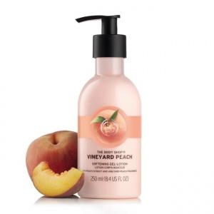 Viduržemio regiono persikų kūno pienelis