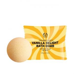 Бомбочка для ванны Ваниль