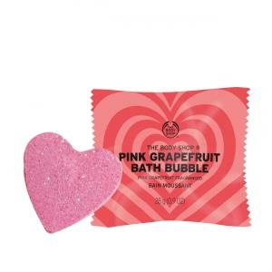 Greipfrutų vonios burbulai