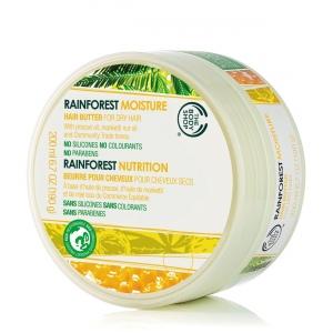 Rainforest drėkinamasis plaukų sviestas
