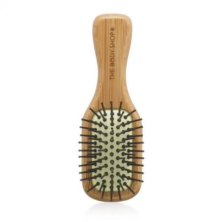 Мини-щетка из бамбука