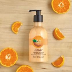 Likerinių mandarinų kūno pienelis