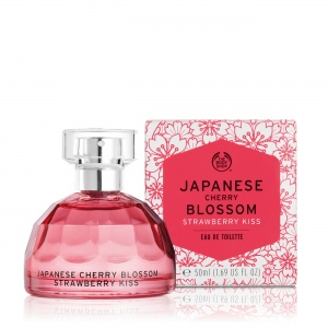Japanese Cherry Blossom Strawberry Kiss tualetinis vanduo