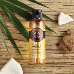 Сухое масло для тела и волос Кокос