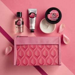Подарочный набор в косметичке Британская роза