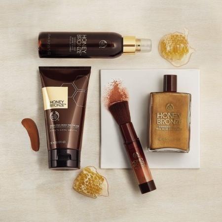 Спрей для ног Honey Bronze™