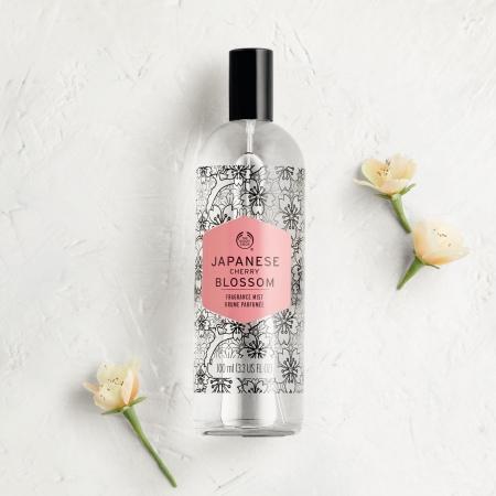 Спрей для тела Japanese Cherry Blossom
