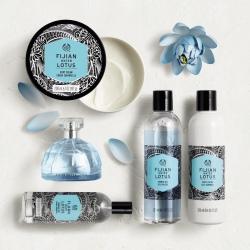 Спрей для тела Fijian Water Lotus