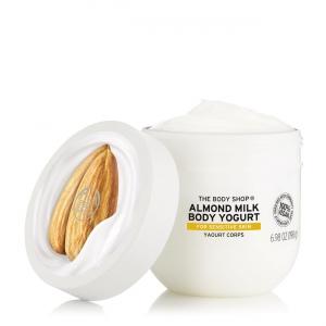 Migdolų pieno kūno jogurtas