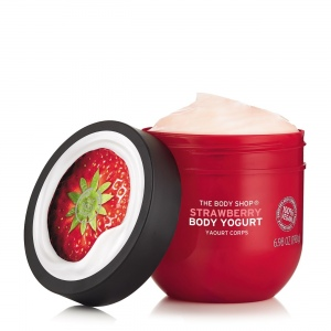 Йогурт для тела Клубника
