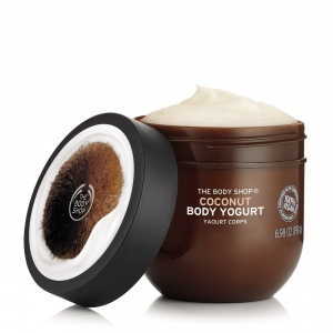 Kokosų kūno jogurtas
