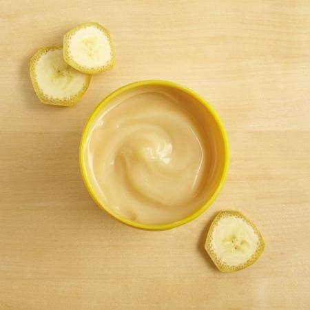 Йогурт для тела Банан