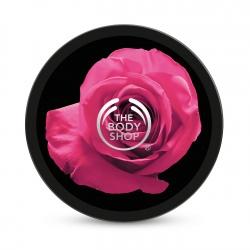 Сияющее масло для тела Британская роза