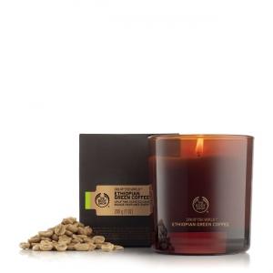 Spa Of The World™ Etiopijos žaliosios kavos žvakė