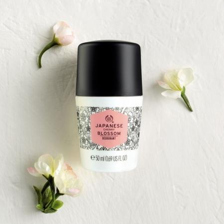 Japanese Cherry Blossom dezodorantas