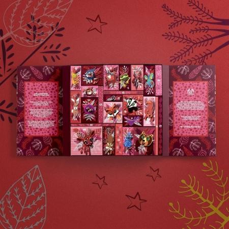 Большой Рождественский календарь