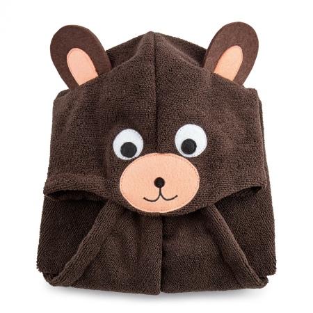 Полотенце для сушки волос «Медвежонок Белла»