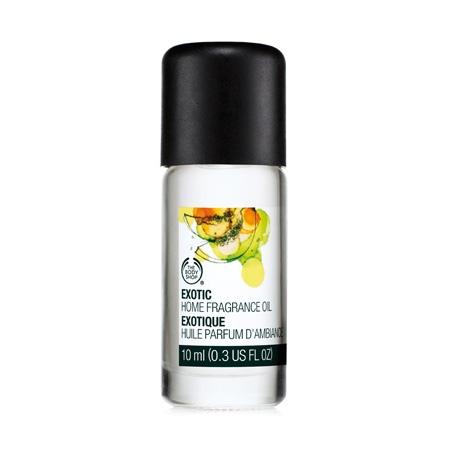 Egzotinių vaisių kvapo kvapusis namų aliejus