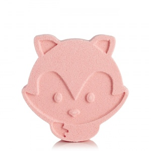 Uogų karamelių vonios bomba