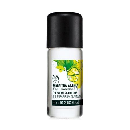 Арома-масло Зелёный Чай и Лемон