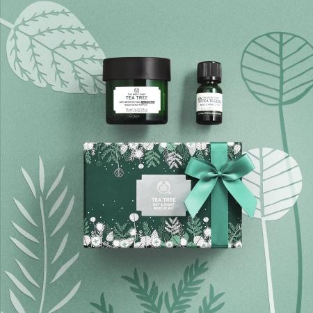 Подарочный набор Чайное дерево