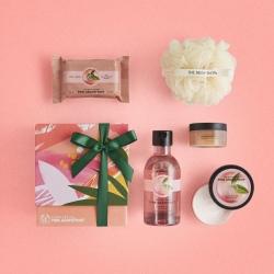 Подарочный набор Розовый Грейпфрут