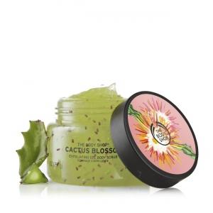Скраб для тела «Цветок кактуса»