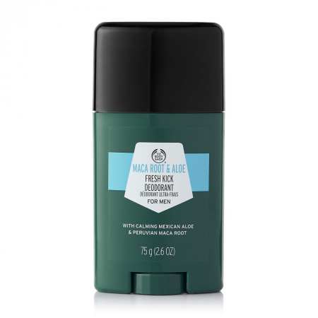 Peruvinių pipirnių ir alavijų dezodorantas