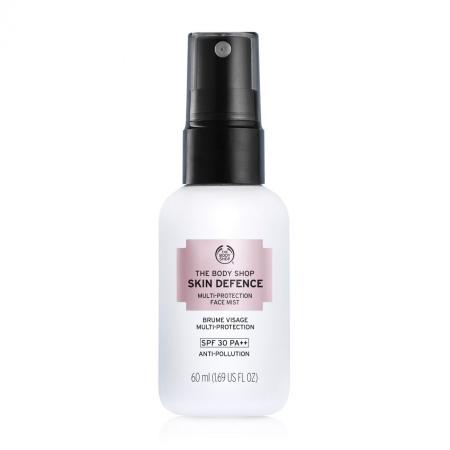 Skin Defence apsauginė veido dulksna SPF30 PA++