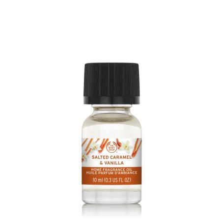 Арома-масло «Соленая карамель и Ваниль»