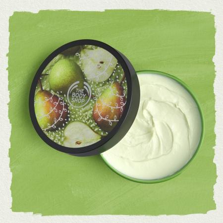 Масло для тела «Спелая груша»